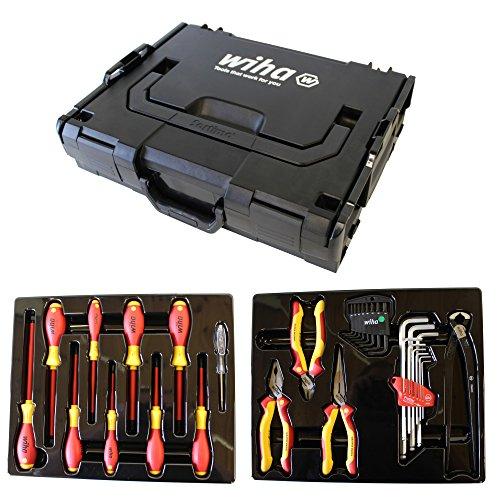 Preisvergleich Produktbild Wiha Werkzeugkoffer 31tlg. L-Boxx