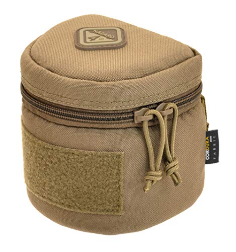 Hazard 4 Jelly Roll Lens Case Medium Coyote, Coyote - Wasser-ofen-system