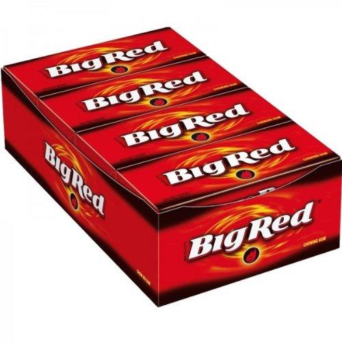 Wrigleys Gum Big Red Zimt Kaugummi 8 Packungen (Zimt Kaugummi)