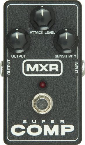 Jim Dunlop MXR Supercomp Pedal (Bass Kompressor Pedal)