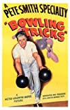 Bowling Tricks Movie Poster (27,94 x 43,18 cm)