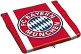 FC Bayern München 3653-99-9-03 Klappkissen Blockstreifen