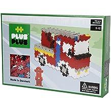 Plus-Plus - 52153 - Jeu éducatif de construction  - Mini Basic - Pompiers - 760 Pièces
