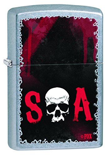 5.5 x 4 Can and Bottle Koozie COOLER Reaper Officially Licensed SONS OF ANARCHY