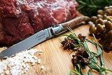 Laguiole Style de Vie Steakmesser Luxury Line, 6-teilig, Olivenholz - 3