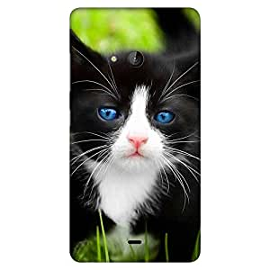 MOBO MONKEY Printed Hard Back Case Cover for Microsoft Lumia 540 Dual - Premium Quality Ultra Slim & Tough Protective Mobile Phone Case & Cover