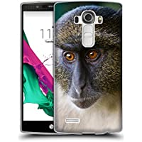 Super Galaxy Soft Flexible TPU Slim Fit Cover Case // V00003899 sykes monkey mount kenya // LG G4 H815