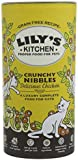 Lily's Kitchen Crunchy Nibbles Chicken Complete Dry Food for Cats 300g