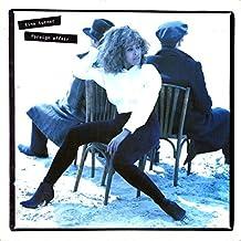 Tina Turner - Foreign Affair - Capitol Records