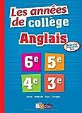 Anglais, les années de collège : 6e, 5e, 4e, 3e