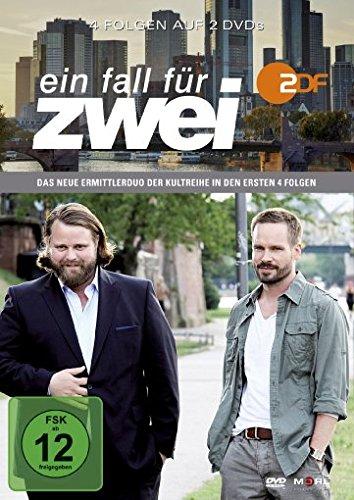 Das neue Ermittlerduo: Folge 1-4 (2 DVDs)