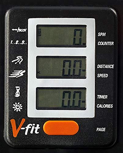 V-Fit Tornado Rudergerät Bild 5*