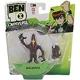 Ben 10 Omniverse Alien Sammler Figur - Malware [UK Import]