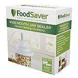 FoodSaver Wide-Mouth Jar Sealer by FoodSaver