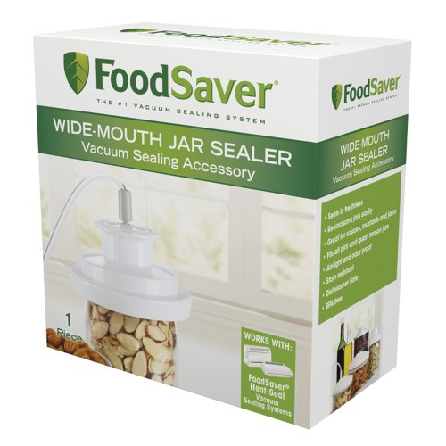 SUNBEAM PRODUCTS INC Wide-Mouth Jar Sealer