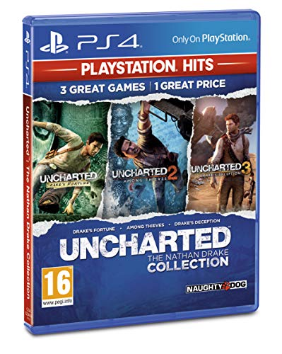 Uncharted Collection PlayStation Hits (PS4) Best Price and Cheapest