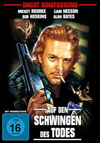 Auf den Schwingen des Todes - Uncut Kinofassung (digital remastered inkl. Booklet)