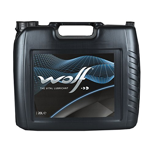 Bidon 20 litres d'huile pour engrenages industriels Wolf EP GEAR OIL ISO 460 8309076