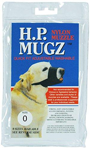 Artikelbild: Hamilton H.P. mugz verstellbar Quick Fit Nylon weiche Hund Maulkorb