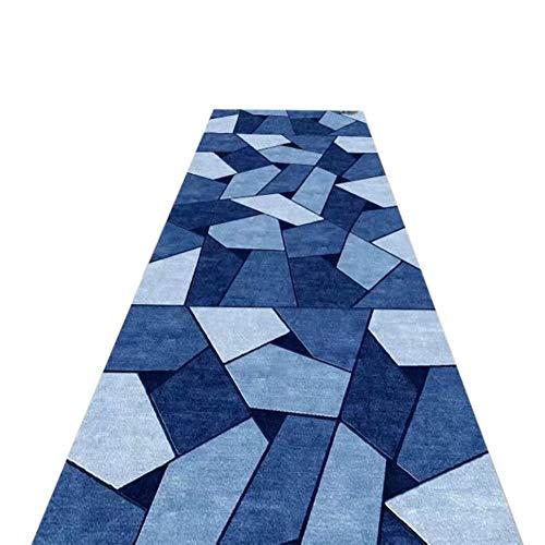 Läufer Teppiche 3 Arten Läuferteppich für Flur, Läuferteppiche Persisch für Eingangs-Durchgang-Korridor-Küche, Einfach zu Säubern (Color : Style 2, Size : 120x160cm) (X Persisch 12 15 Teppich)