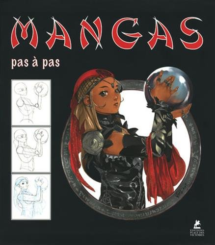 Mangas pas à pas par Studio Ikari