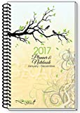 2015-16 BRANCHES BIRDS INSPIRATIONAL Christian Daily Planner August 2015 to July 2016 Day Planners Weekly Monthly Organizer Agenda & Appointment Book Notebook Time with God Bible Reading Plan & Scripture Jesus Calling Academic Homeschool for Mom Students to Plan 6 x 9