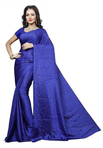 Sonika Brasso Saree (Cnn019_Navy Blue)