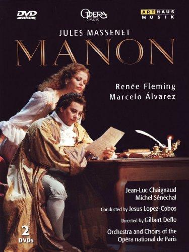 Jules Massenet - Manon [2 DVDs] Preisvergleich