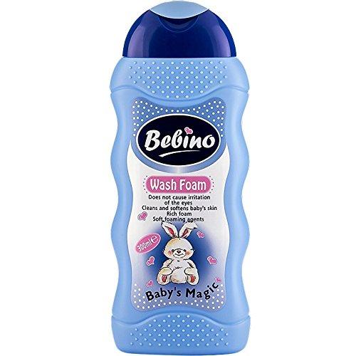 Bebino Baby Badeschaum ohne Parabene 300ml (Milch-pulver-bad)