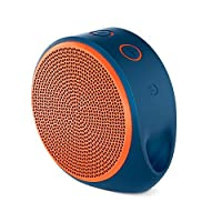 Logitech X100 Mobile Speaker - Orange