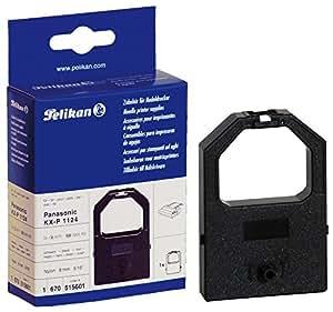 Pelikan 515601 Ruban encreur en nylon HD 670 Panasonic KX-P1124 (Noir)
