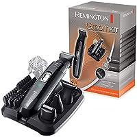 Remington PG6130 Erkek Bakım Kiti - 40 Dakikaya Kadar Kullanım Sağlayan Titanyum Kaplı Bıçaklar