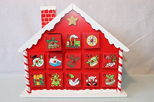country-baskets-26-cm-toy-town-advent-candy-cane-house-multi-colour