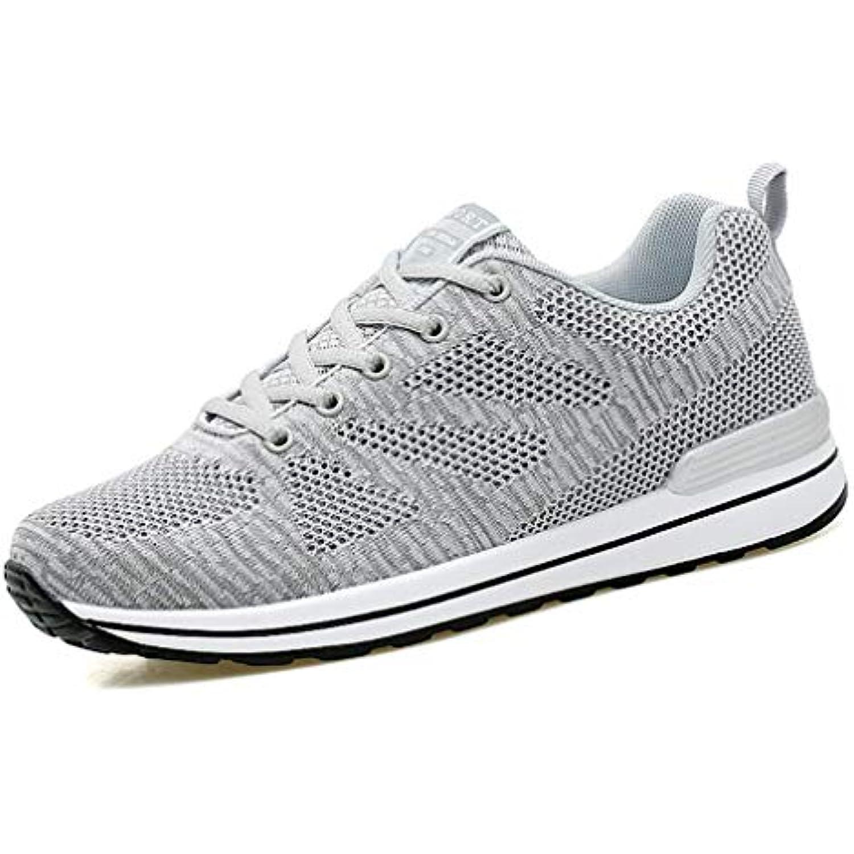 HEmei lovers sneakers, primavera/autunno da maglia scarpe sportive scarpe da primavera/autunno running, da uomo, traspirante, leggero...  Parent 04f9e5