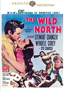 The Wild North by Stewart Granger