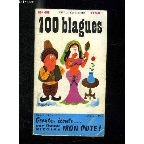 100 BLAGUES N° 66.