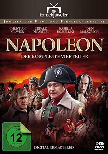 Bild von Napoleon (1-4) - Der komplette Vierteiler (Fernsehjuwelen) [2 DVDs]