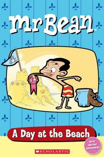 Mr Bean: A Day at the Beach (Popcorn starter readers)