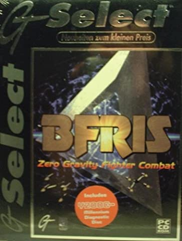 Bfris - Zero Gravity Fighter Combat (Windows 95/98)