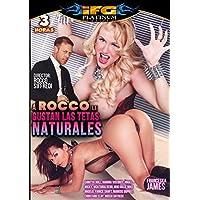 DVD PORNO TOTAL - A Rocco SIFFREDI le gustan las tetas naturales