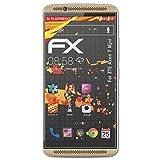 atFolix Folie für ZTE Axon 7 Mini Displayschutzfolie - 3 x FX-Antireflex-HD hochauflösende entspiegelnde Schutzfolie