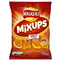 Walkers Mix Ups Spicy Flavour Snacks, 120 g