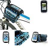 Fahrrad Rahmentasche für simvalley MOBILE SPT-210,