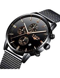 323159da5268 Amazon.es  caja de malla - Hombre  Relojes