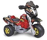 Feber 800008540 - Véhicule pour Enfant - Trimoto Xtreme Red Racer