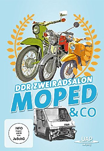 DDR Zweiradsalon Moped & Co.
