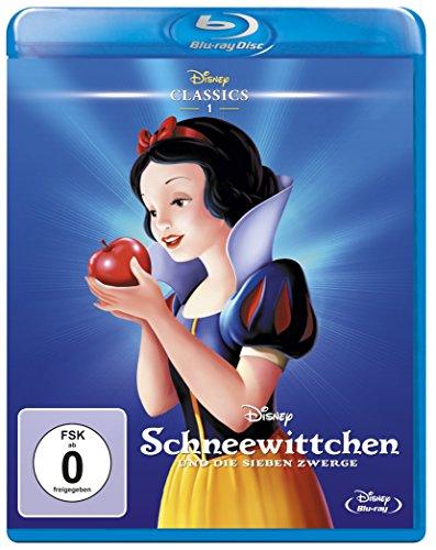 Schneewittchen und die 7 Zwerge - Disney Classics [Blu-ray] 1 Disc