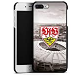 DeinDesign Apple iPhone 8 Plus Hülle Case Handyhülle VfB Stuttgart Fanartikel Stadion