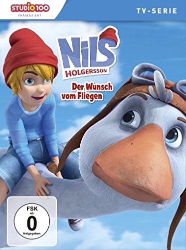 DVD 1: Der Wunsch vom Fliegen (Episode 1-6)