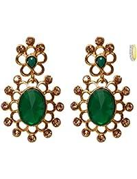 6bc4018e4384f TWISHA Women's Earrings: Buy TWISHA Women's Earrings online at best ...